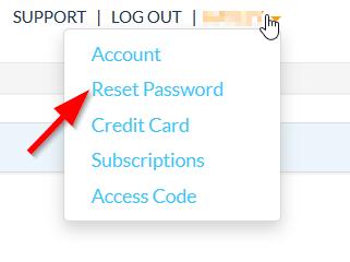change password boardvitals