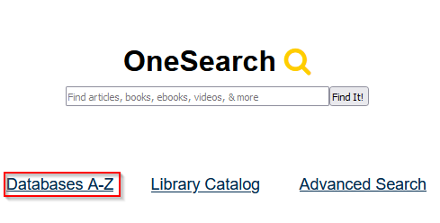 databases a=z