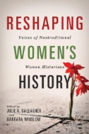 reshaping women's history book cover