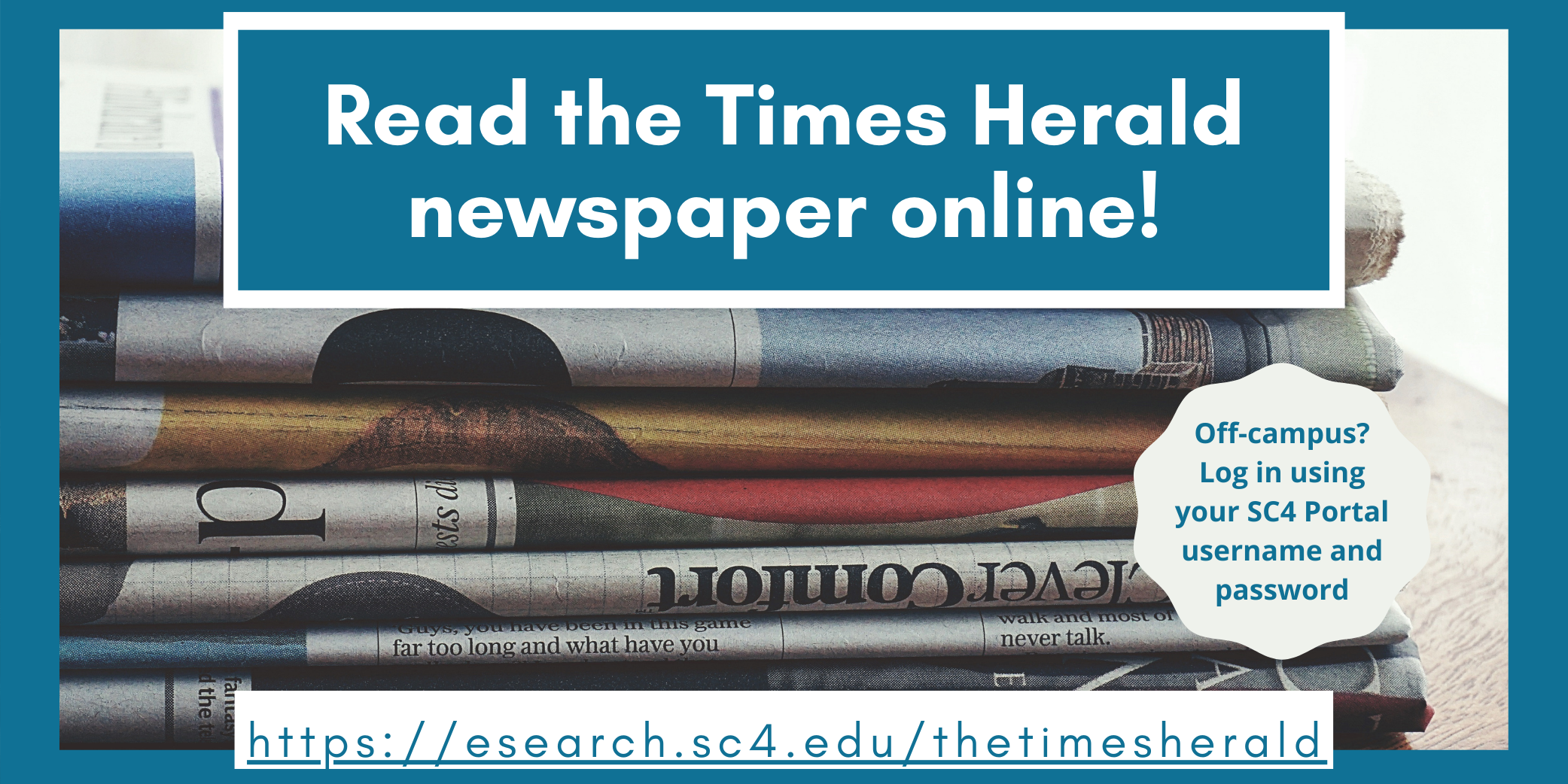 read the times herald newspaper online