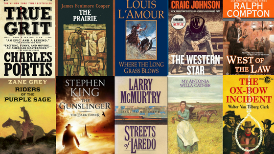 western fiction novels