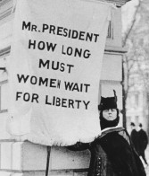 Women's Suffrage in the U.S.: Reflections on the 100 Year Anniversary of the 19th Amendment