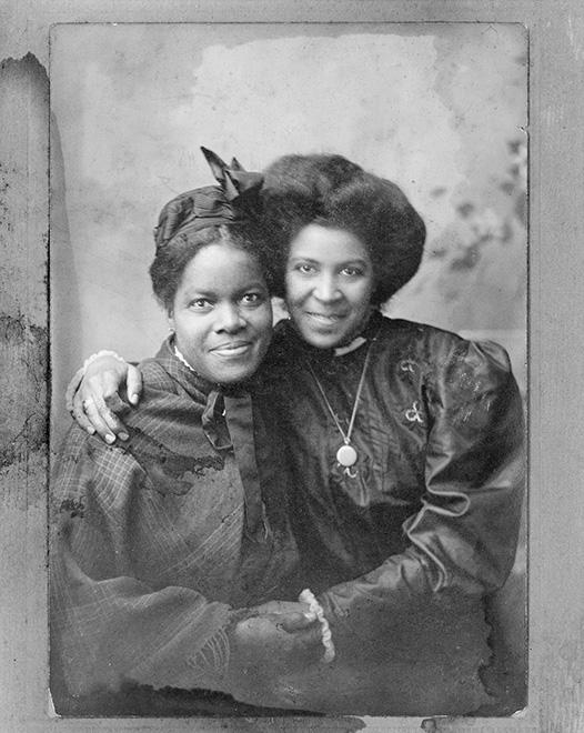 photograph of Nannie Helen Burroughs