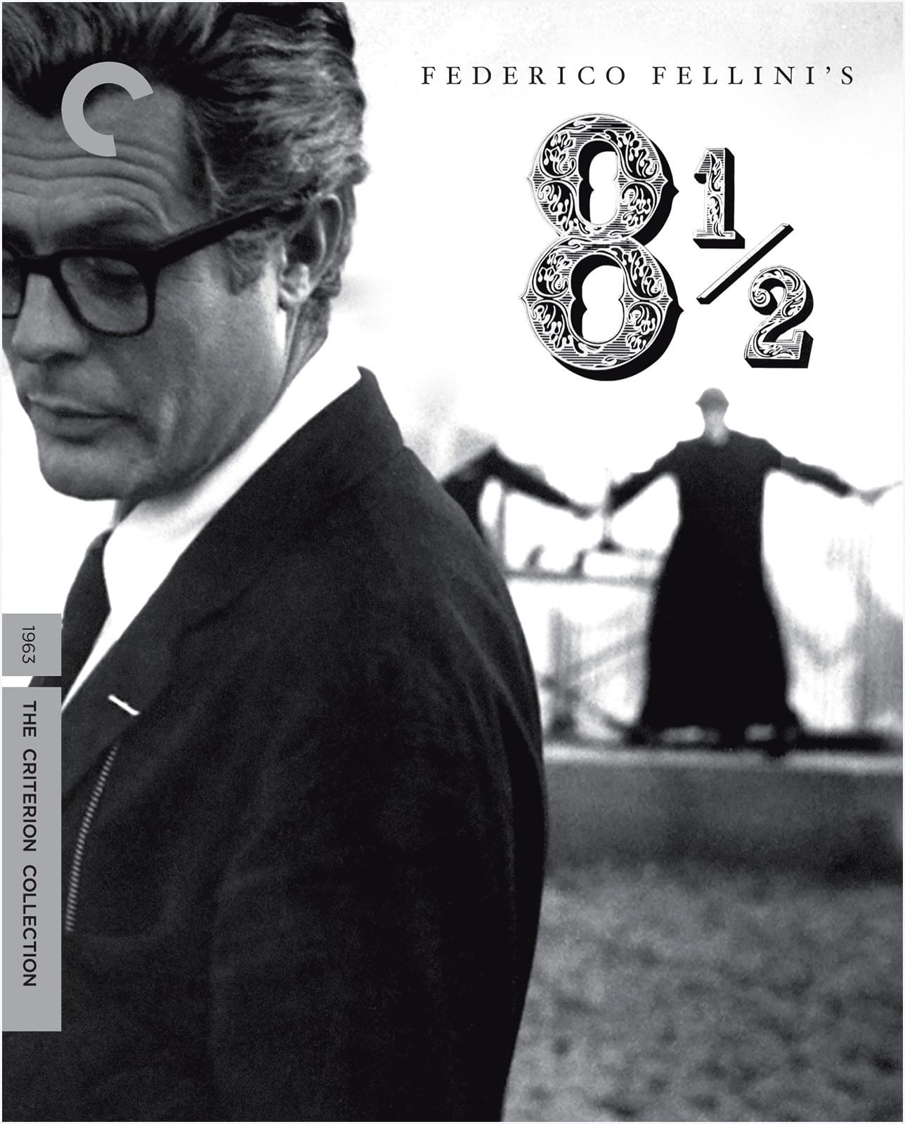 Image of 8 1/2 film cover