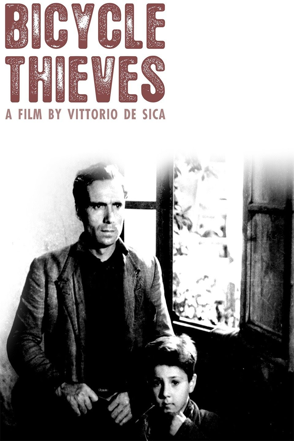 Image of the Bicycle Thieves film cover
