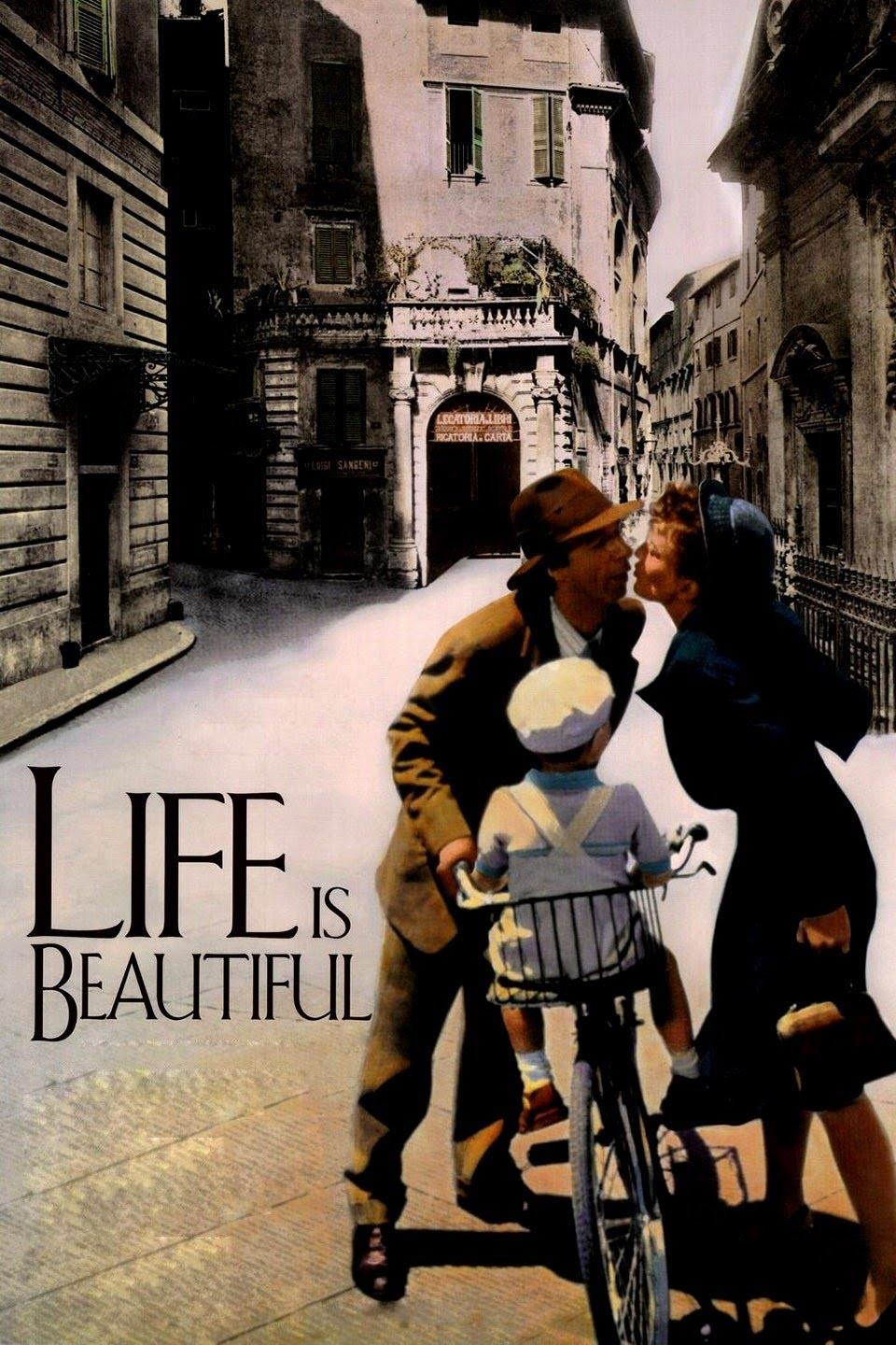 Image of the Life is Beautiful film cover