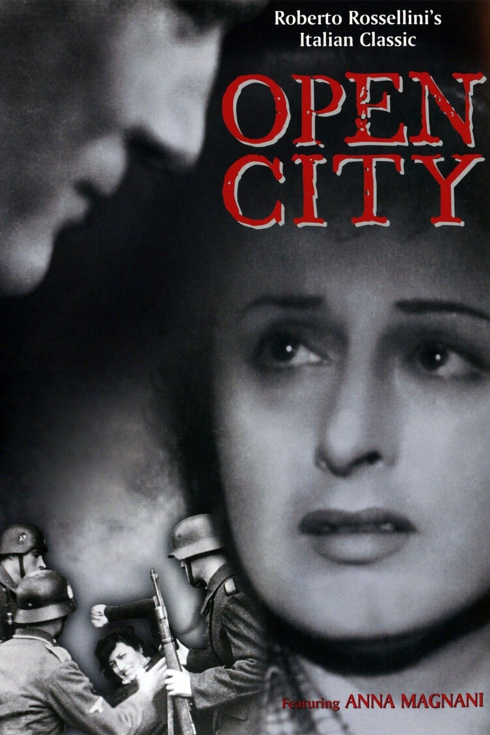 Image of the Open City film cover