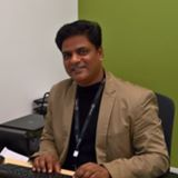 Profile photo of Nikesh Narayanan
