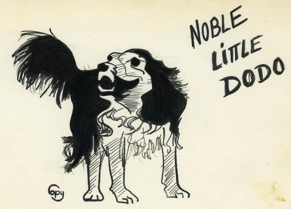 Dodo the Brigade Dog