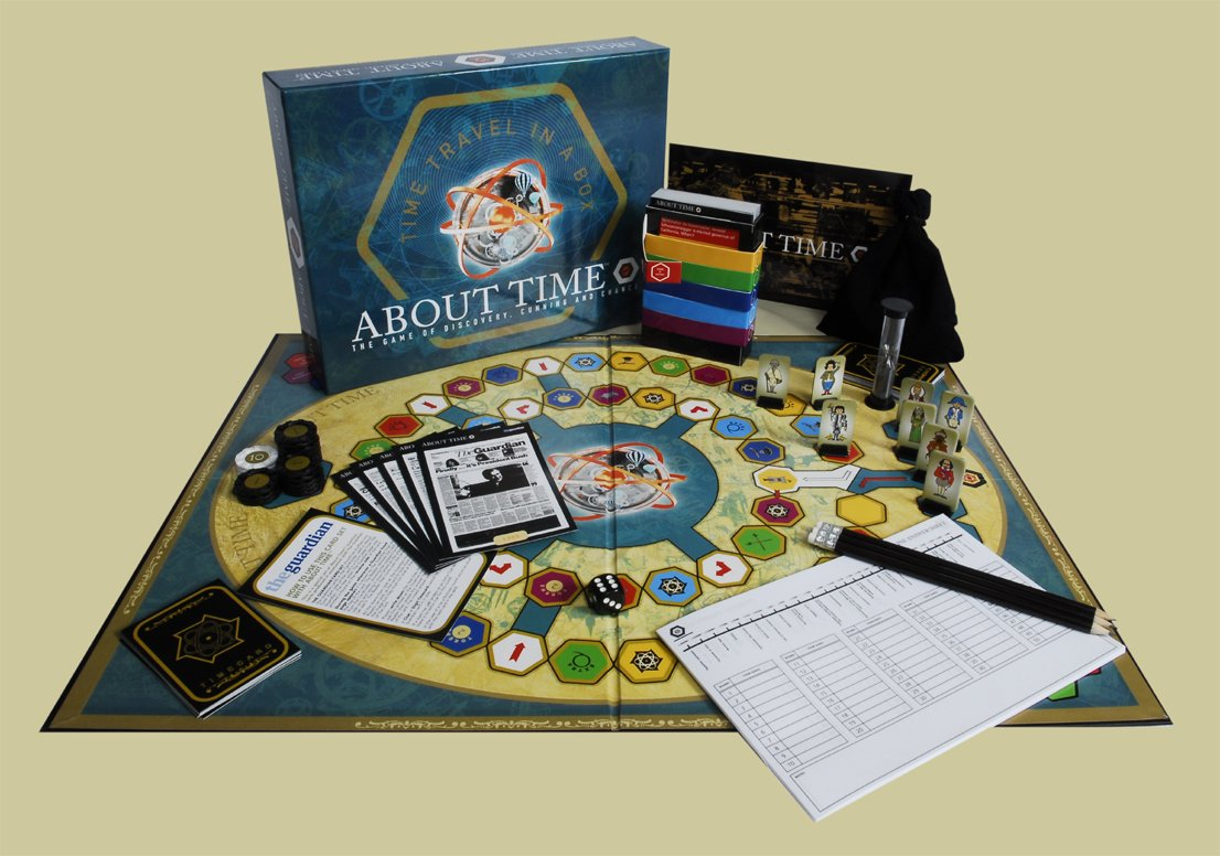 About Time board game