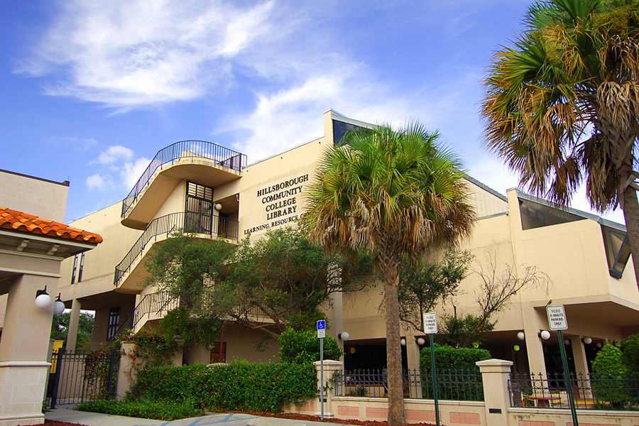 Ybor City Campus Library's picture