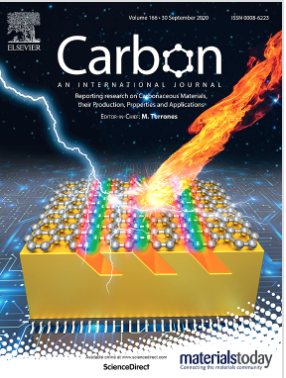 journal Carbon cover