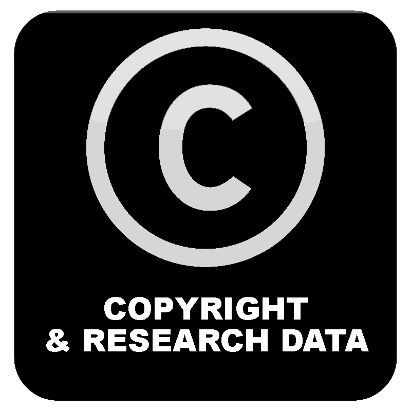 research data and copyright