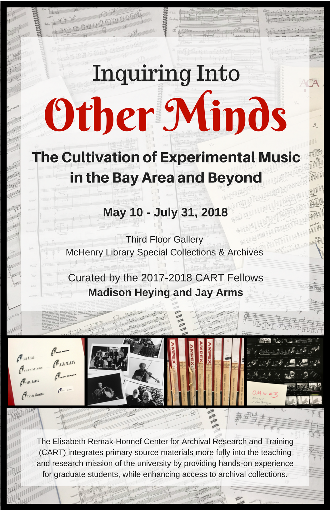other minds exhibit poster