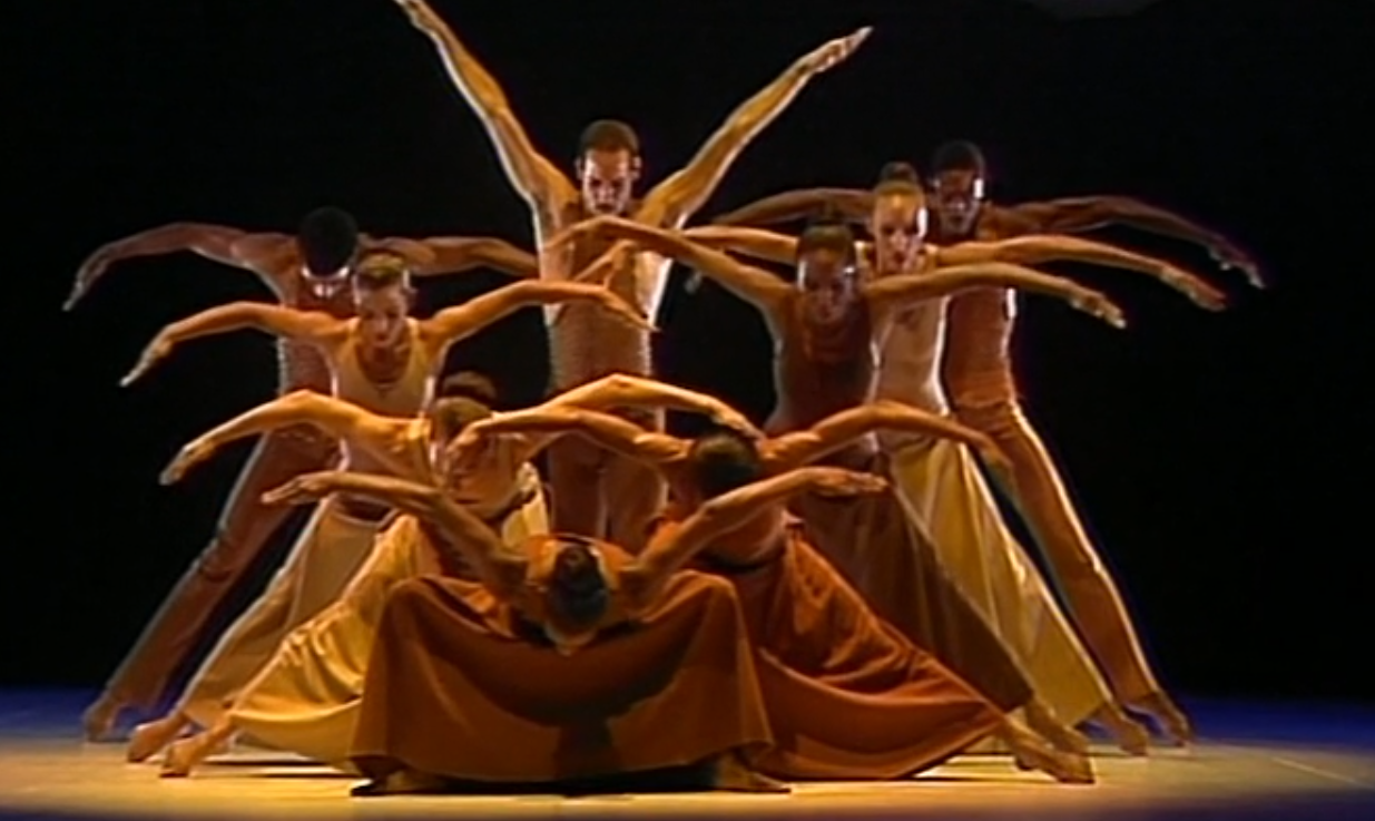 Still from Alvin Ailey's Revelations