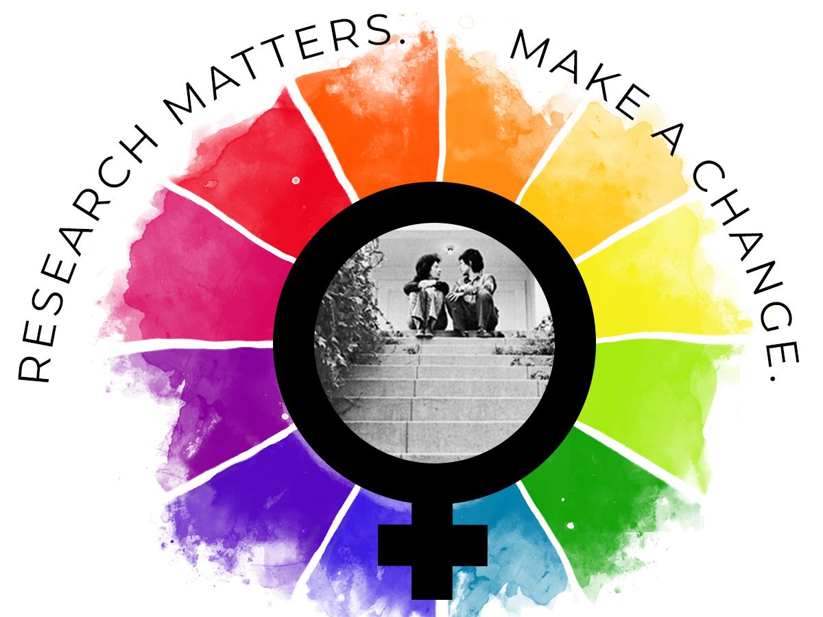 Image: Cornell art + feminism 2021 logo