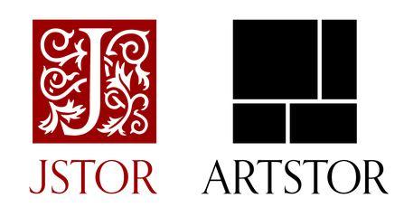 Image: artstor and jstor logos