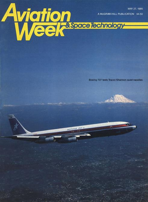 cover of Aviation Week and Space Technology