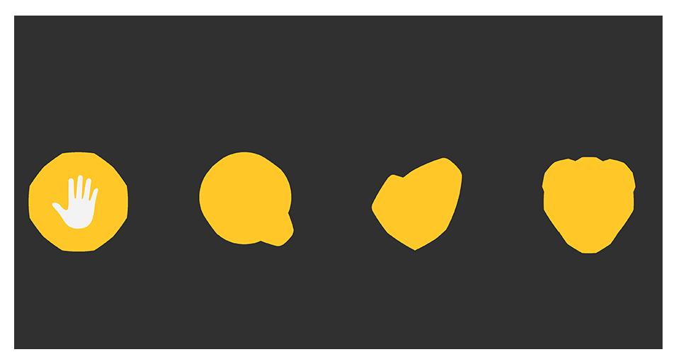 SIFT four moves web evaluation technique