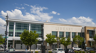 Medford Branch Library