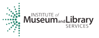 Logo for the Institute of Museum and Library Services (IMLS)