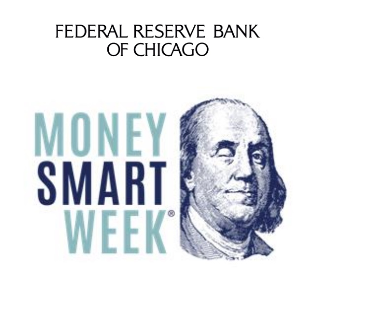 Money Smart Week logo Federal Reserve Bank of Chicago