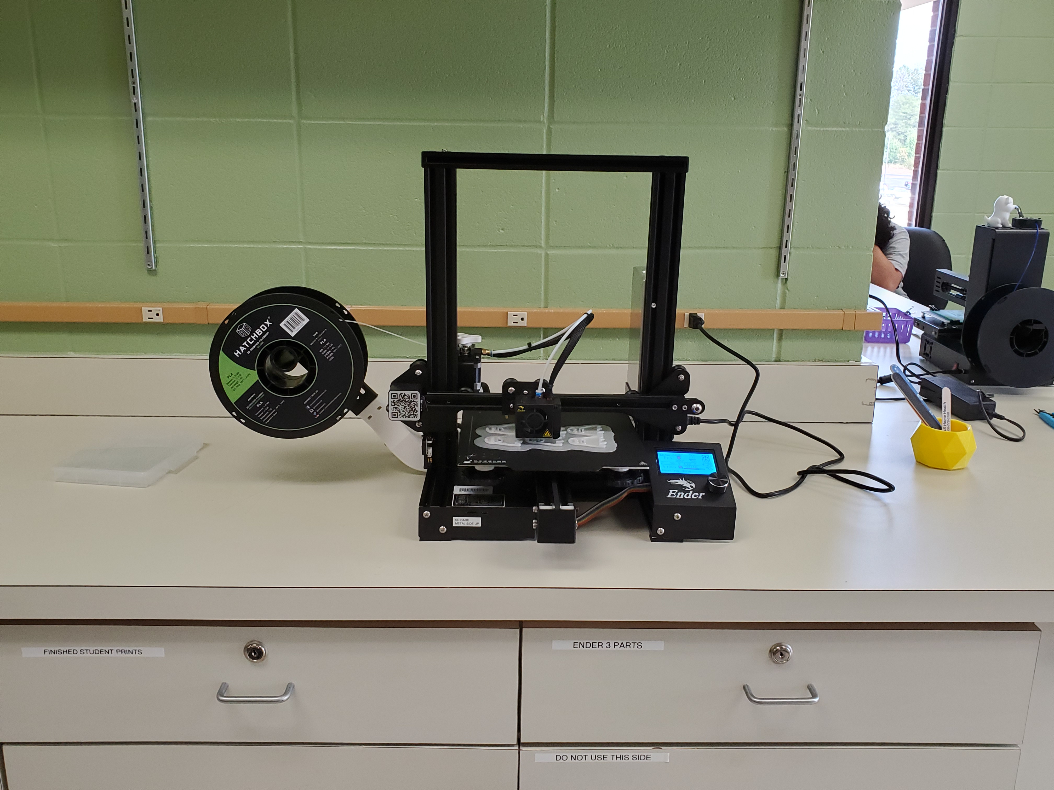 Picture of Ender 3d Printer