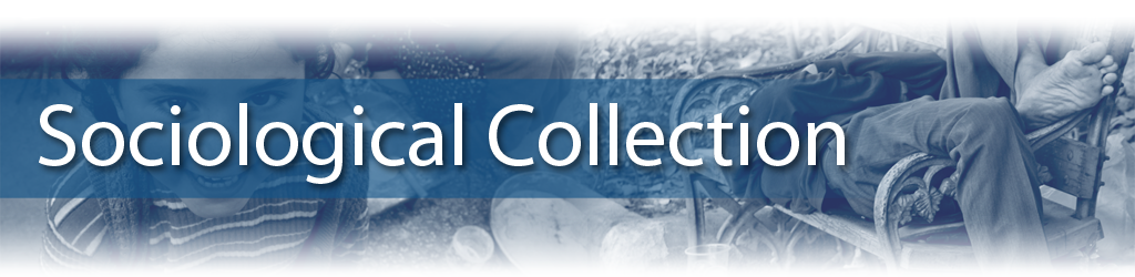 Image of Sociological Collection database logo