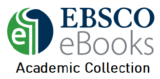 Image of logo for the EBSCO eBook Academic Collection