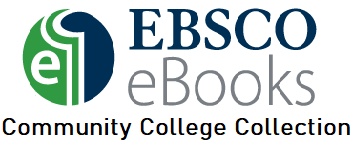 Image of logo for EBSCO eBooks Community College Collection