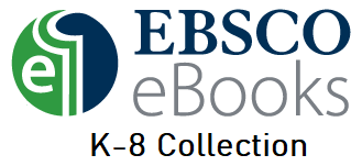 Image of logo for EBSCO K-8 eBook Collection