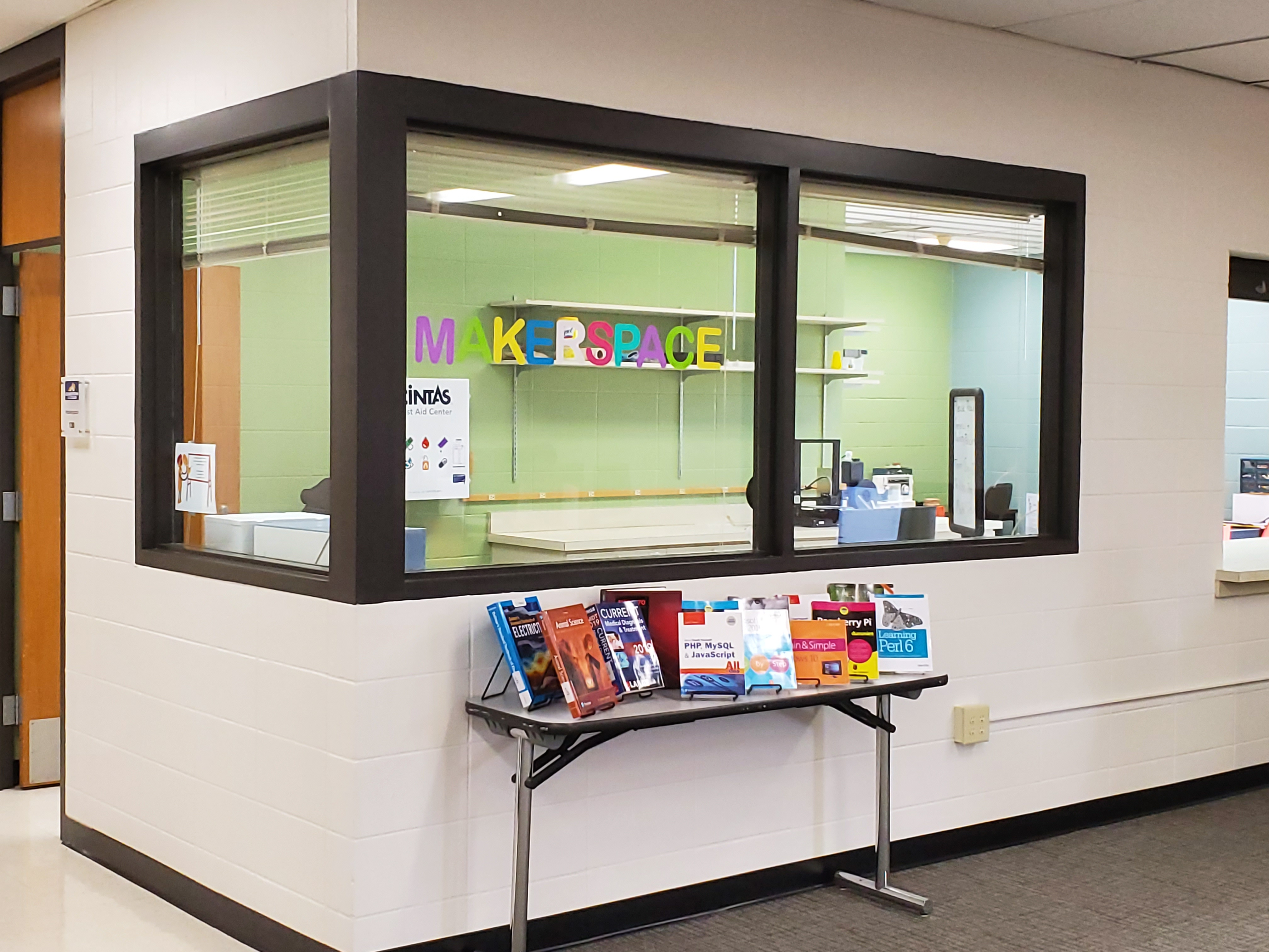 Picture of Makerspace Room