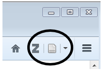 Save icon in Firefox/Windows