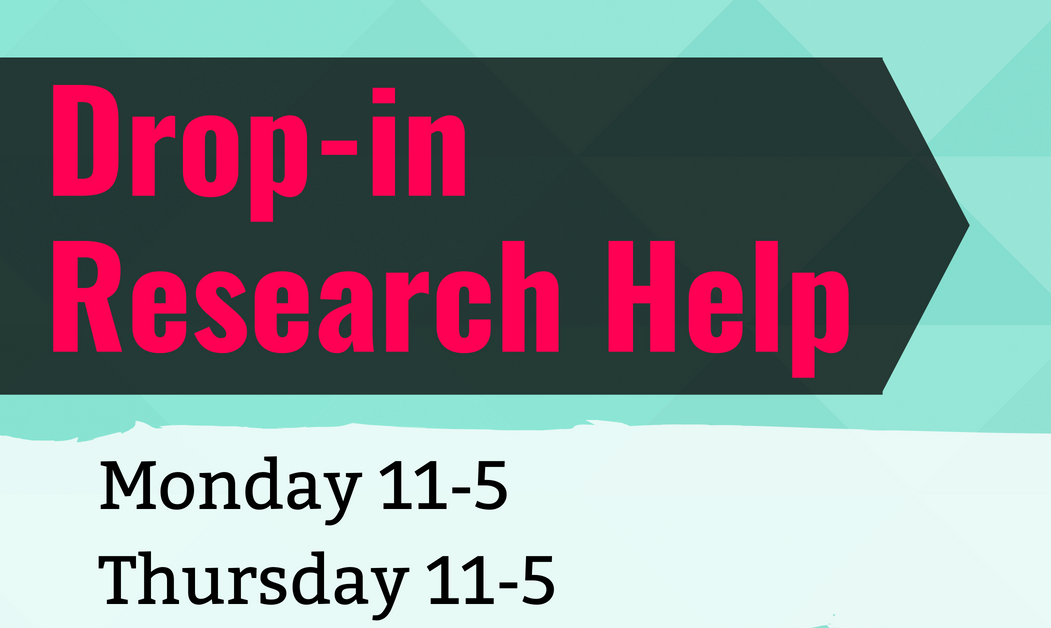 Drop-In Research