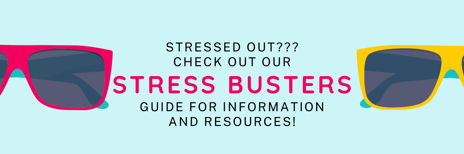 Stress busters!