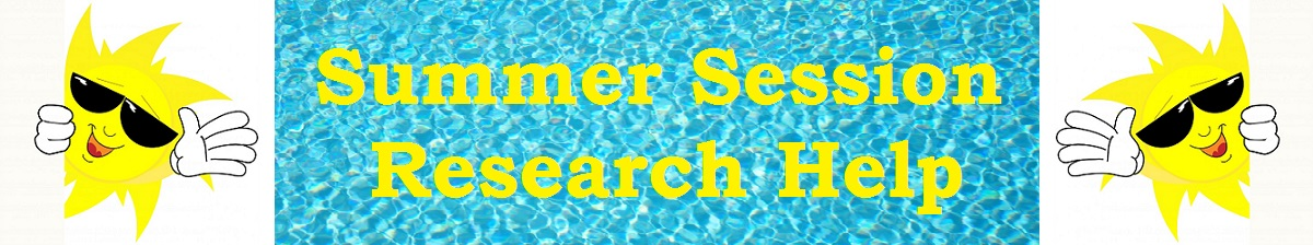 Summer research services