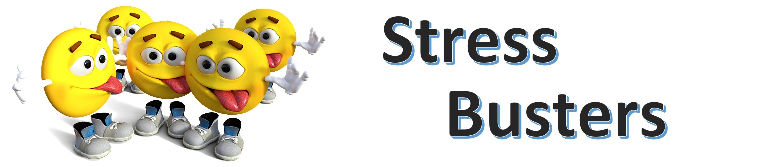 stress busters banner