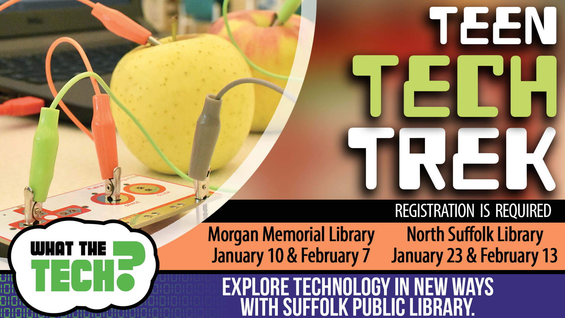 Teen Tech Trek: Makey Makey