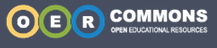 Open educational resources commons logo
