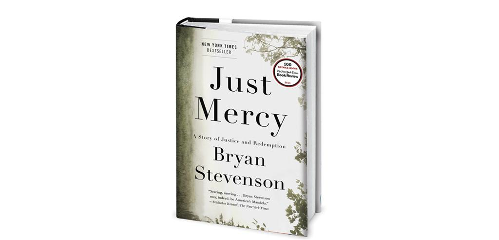 Book cover for Just Mercy