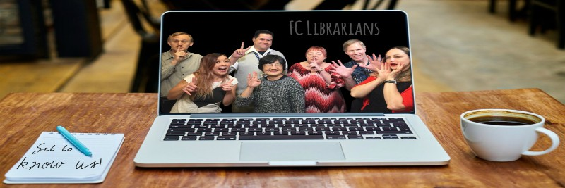 photo of full-time librarians