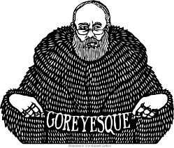 Goreyesque logo