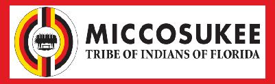 Micosukee Tribe of Florida Banner