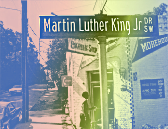 Martin Luther King Dr.