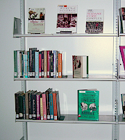 Display book shelves