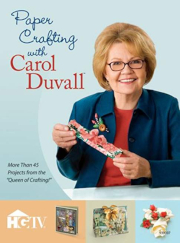 Paper Crafting with Carole Duvall