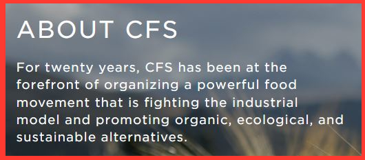 Mission of the Center for Food Safety