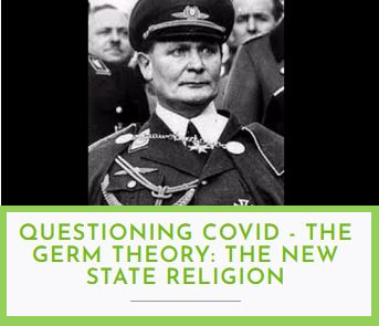 Germ Theory the New State Religion