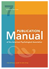APA Author's Guide to PUblication