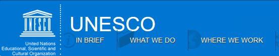 Unesco top bar
